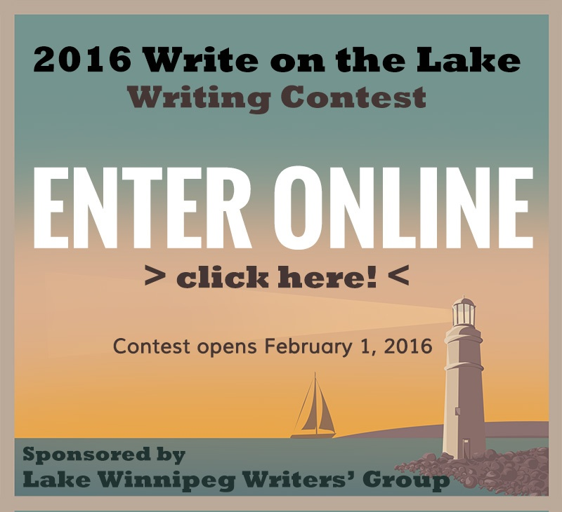 Write on the Lake Contest -ENTER ONLINE