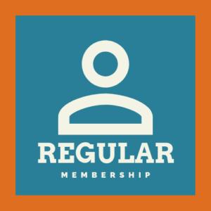 Regular Membership Icon