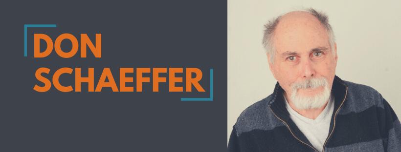 Author Spotlight Announcement Website Slider - Don Schaeffer