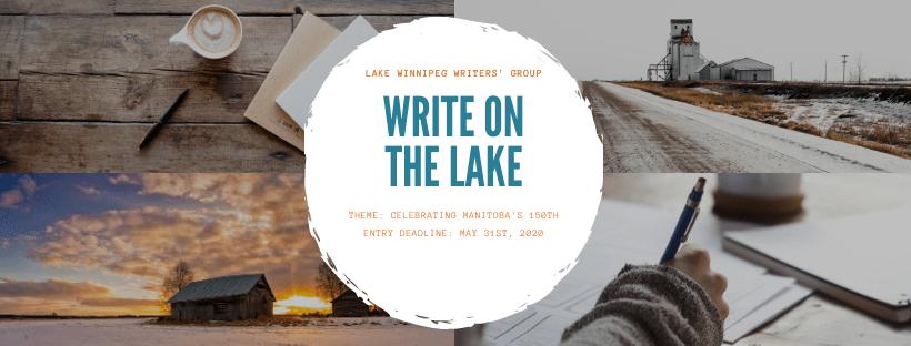 Write on the Lake 2020 - Website Annuncement Slider